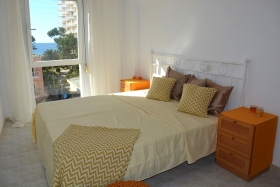 Sold! Apartment with sea view in central location in Paguera