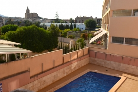 3 bedroom apartment on the outskirts of Porreres