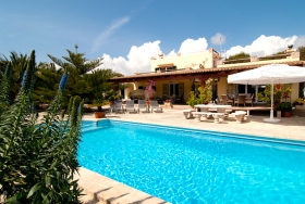 Wonderful villa with holiday rental license