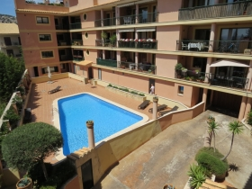 Apartment with sea view and Garage in Pto. Andratx